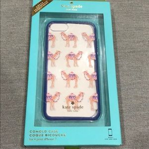 Kate spade marching camels iphone case